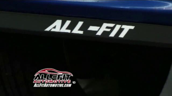 All-Fit Automotive Lip Kit TV Spot, 'Protects and Improves' - Thumbnail 1