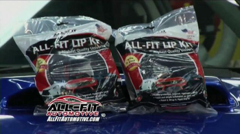 All-Fit Automotive Lip Kit TV Spot, 'Protects and Improves' - Thumbnail 2