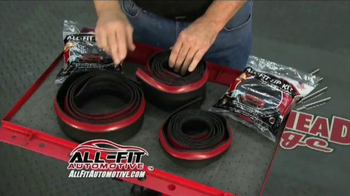 All-Fit Automotive Lip Kit TV Spot, 'Protects and Improves' - Thumbnail 3