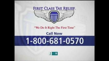 First Class Tax Relief TV Spot, 'We Will Not Quit' - Thumbnail 4