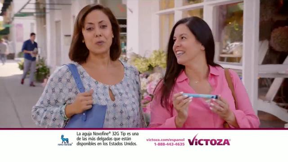 Victoza TV Commercial, 'La diabetes tipo dos'