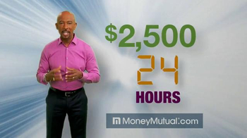 Money Mutual TV Spot, 'Life Comes at You Fast' Featuring Montel Williams - 3069 commercial airings