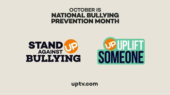 UP TV TV Spot, 'Stand Up Against Bullying' Featuring Barry Watson - Thumbnail 4