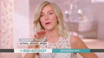 Proactiv TV Spot, 'Deep Clean' Featuring Julianne Hough - 1093 commercial airings