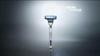 Gillette MACH3 TV Spot, 'Alambre de cobre' [Spanish] - Thumbnail 4