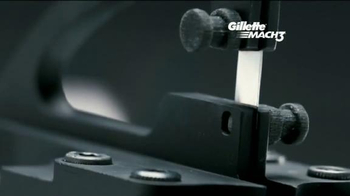 Gillette MACH3 TV Spot, 'Alambre de cobre' [Spanish] - Thumbnail 6