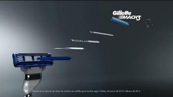 Gillette MACH3 TV Spot, 'Alambre de cobre' [Spanish] - Thumbnail 8