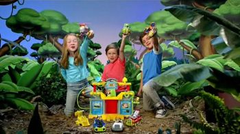 PAW Patrol Jungle Rescue TV Spot, 'Jungle Vehicles' - 181 commercial airings
