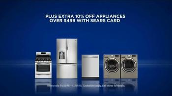 Sears Lowest Prices of the Season TV Spot, 'Echo: Kenmore Appliances' - Thumbnail 7
