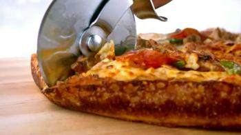 Papa John's Pan Pizza TV Spot, 'Loaded With Cheese' - Thumbnail 2