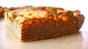 Papa John's Pan Pizza TV Spot, 'Loaded With Cheese' - Thumbnail 4