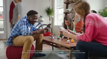 Mario Party Star Rush TV Spot, 'Amiibos Add to the Fun' - 462 commercial airings