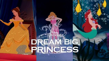 Disney Princess Royal Dreams Castle TV Spot, 'Dream Big' - Thumbnail 1