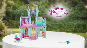 Disney Princess Royal Dreams Castle TV Spot, 'Dream Big' - Thumbnail 8