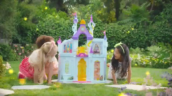 Disney Princess Royal Dreams Castle TV Spot, 'Dream Big' - 1196 commercial airings