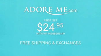 AdoreMe.com TV Spot, 'Say Hello' - Thumbnail 4