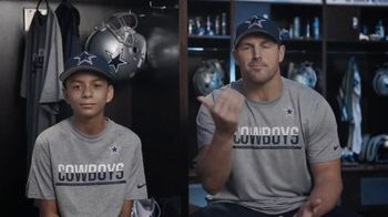 NFL Shop TV Spot, 'Zero' Featuring Jason Witten - Thumbnail 4