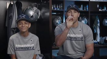 NFL Shop TV Spot, 'Zero' Featuring Jason Witten - Thumbnail 5