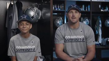 NFL Shop TV Spot, 'Zero' Featuring Jason Witten - Thumbnail 6