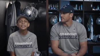 NFL Shop TV Spot, 'Zero' Featuring Jason Witten - Thumbnail 7