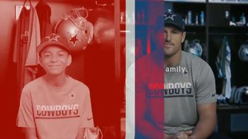 NFL Shop TV Spot, 'Zero' Featuring Jason Witten - Thumbnail 9