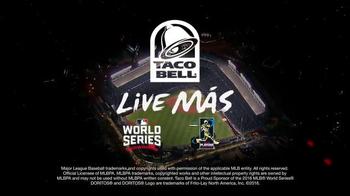 Taco Bell Steal a Base, Steal a Taco TV Spot, '2016 World Series' - Thumbnail 10