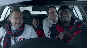 Bridgestone Blizzak TV Spot, 'Ice Cream Run' Featuring  P.K. Subban