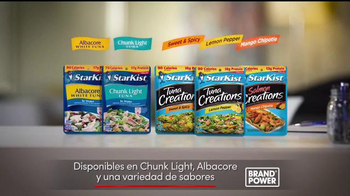 StarKist Tuna Creations TV Spot, 'Brand Power' [Spanish] - Thumbnail 8