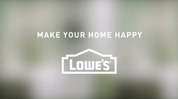 Lowe's TV Spot, 'From Floor to Ceiling' - Thumbnail 8