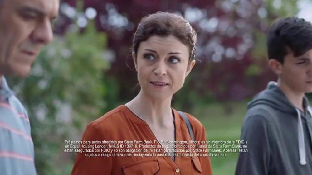 State Farm Auto Insurance TV Commercial, 'En las buenas y ...