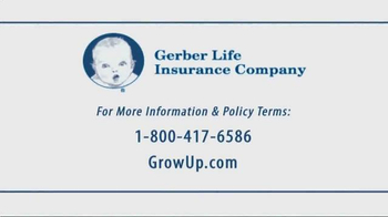 Gerber Life Insurance Grow-Up Plan TV Spot, 'Foundation' Feat. Maury Povich - Thumbnail 3