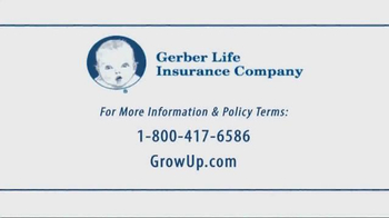 Gerber Life Insurance Grow-Up Plan TV Spot, 'Foundation' Feat. Maury Povich - Thumbnail 1