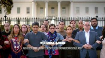 iAmerica Action TV Spot, 'Somos El Muro' [Spanish] - 77 commercial airings
