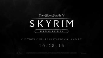 The Elder Scrolls V: Skyrim Special Edition TV Spot, 'Time for Battle' - Thumbnail 9