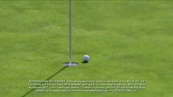 PGA TOUR Must-See Moments Sweepstakes TV Spot, 'Top Five' - Thumbnail 5