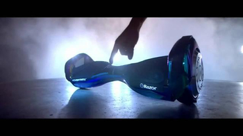 Razor Hovertrax 2.0 TV Spot, 'The Ultimate Ride'