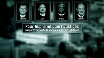 National Rifle Association TV Spot, 'Four Justices' - Thumbnail 4