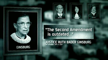 National Rifle Association TV Spot, 'Four Justices' - Thumbnail 5