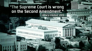National Rifle Association TV Spot, 'Four Justices' - Thumbnail 7