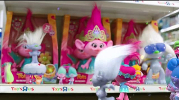 Toys R Us TV Spot, 'Whole World of Awesome: Trolls' - Thumbnail 6