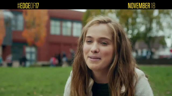 The Edge of Seventeen - Alternate Trailer 1