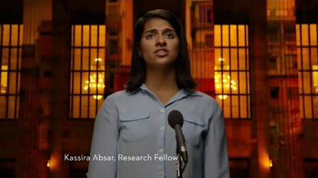 University of Minnesota TV Spot, 'Driven to Protect Human Rights' - Thumbnail 4