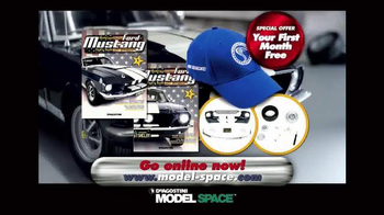 DeAgostini Model Space TV Spot, 'Build the 1967 Shelby GT500' - Thumbnail 8