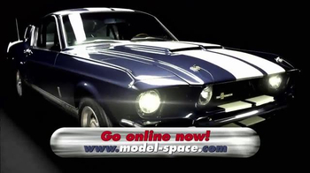 Build the 1967 Shelby GT500 thumbnail