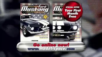 DeAgostini Model Space TV Spot, 'Build the 1967 Shelby GT500' - Thumbnail 3