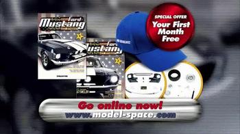 DeAgostini Model Space TV Spot, 'Build the 1967 Shelby GT500' - Thumbnail 4