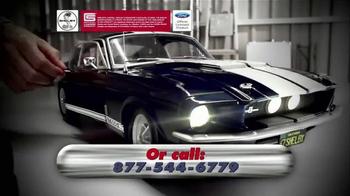 DeAgostini Model Space TV Spot, 'Build the 1967 Shelby GT500' - Thumbnail 6