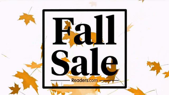 Readers.com Fall Sale TV Spot, 'Styles You Can't Find in Stores'