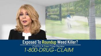 McDivitt Law Firm TV Spot, 'Roundup Weed Killer'