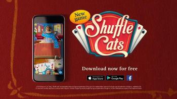 Shuffle Cats TV Spot, 'Between Worlds' Song by Parov Stelar - Thumbnail 9